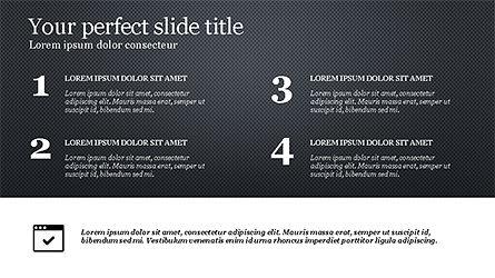 Presentation with Spaghetti Diagrams, Slide 10, 04267, Business Models — PoweredTemplate.com