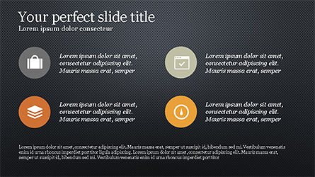 Presentation with Spaghetti Diagrams, Slide 12, 04267, Business Models — PoweredTemplate.com