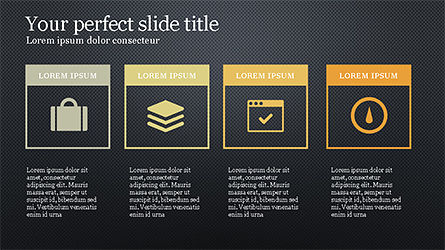Presentation with Spaghetti Diagrams, Slide 14, 04267, Business Models — PoweredTemplate.com