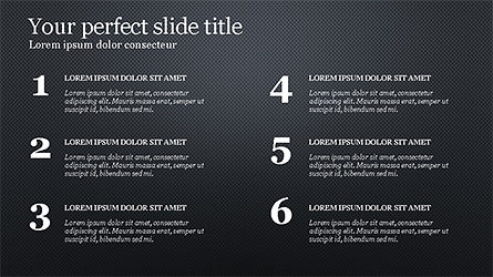 Presentation with Spaghetti Diagrams, Slide 15, 04267, Business Models — PoweredTemplate.com