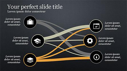 Presentation with Spaghetti Diagrams, Slide 16, 04267, Business Models — PoweredTemplate.com