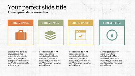 Presentation with Spaghetti Diagrams, Slide 6, 04267, Business Models — PoweredTemplate.com