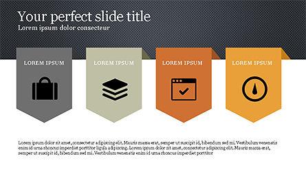 Presentation with Spaghetti Diagrams, Slide 9, 04267, Business Models — PoweredTemplate.com