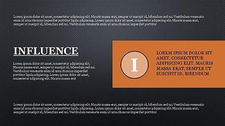 DISC Personality Presentation Template, Slide 12, 04268, Business Models — PoweredTemplate.com