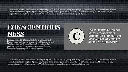 DISC Personality Presentation Template, Slide 14, 04268, Business Models — PoweredTemplate.com