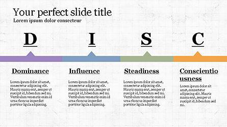 DISC Personality Presentation Template, Slide 8, 04268, Business Models — PoweredTemplate.com