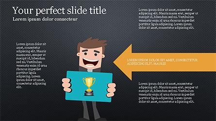 Contest Presentation Concept, Slide 10, 04273, Presentation Templates — PoweredTemplate.com