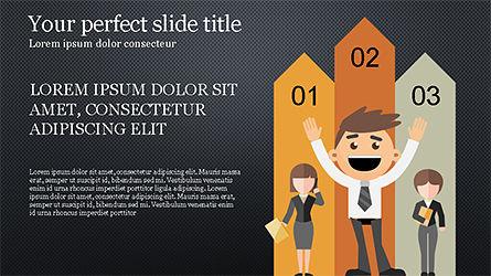 Contest Presentation Concept, Slide 13, 04273, Presentation Templates — PoweredTemplate.com