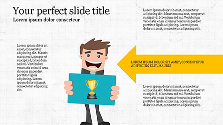 Contest Presentation Concept, Slide 2, 04273, Presentation Templates — PoweredTemplate.com