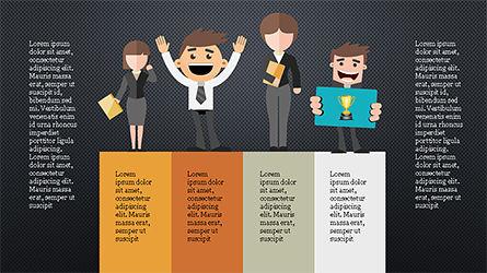 Contest Presentation Concept, Slide 9, 04273, Presentation Templates — PoweredTemplate.com
