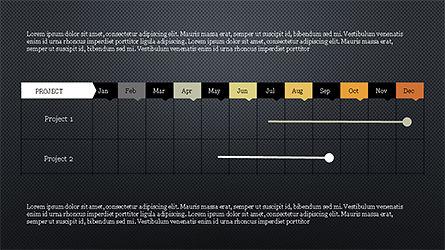 Yes No Presentation Concept, Slide 14, 04276, Icons — PoweredTemplate.com
