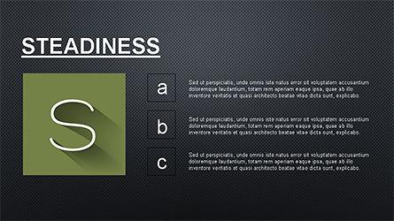 DISC Diagram Slide Deck, Slide 14, 04279, Business Models — PoweredTemplate.com