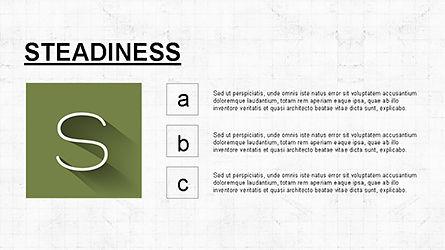 DISC Diagram Slide Deck, Slide 6, 04279, Business Models — PoweredTemplate.com