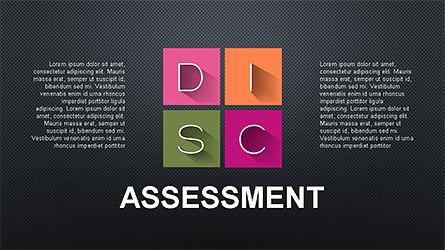 DISC Diagram Slide Deck, Slide 9, 04279, Business Models — PoweredTemplate.com