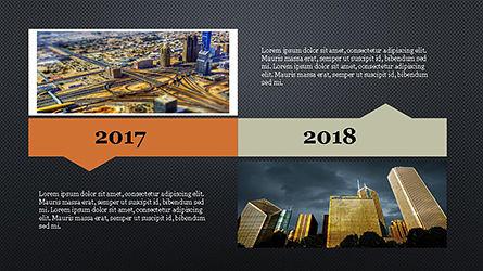 Timeline Agenda Presentation Template, Slide 16, 04281, Stage Diagrams — PoweredTemplate.com