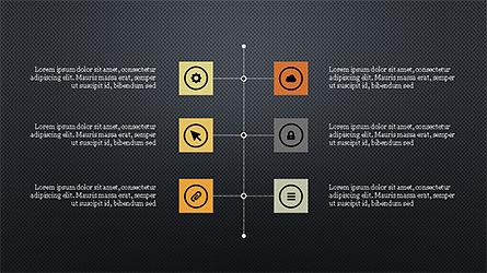 Stage Slide Deck, Slide 11, 04283, Stage Diagrams — PoweredTemplate.com