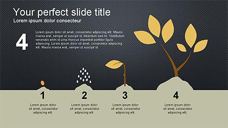 Tree Grow Presentation Template, Slide 11, 04284, Business Models — PoweredTemplate.com