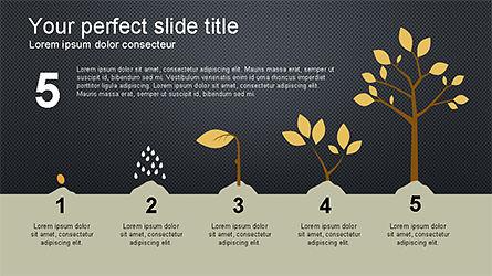 Tree Grow Presentation Template, Slide 12, 04284, Business Models — PoweredTemplate.com