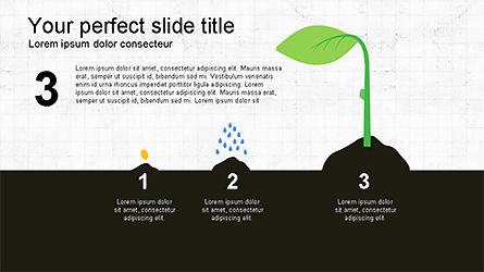 Tree Grow Presentation Template, Slide 4, 04284, Business Models — PoweredTemplate.com