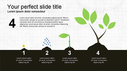 Tree Grow Presentation Template, Slide 5, 04284, Business Models — PoweredTemplate.com