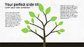 Business Models: Tree Grow Presentation Template #04284