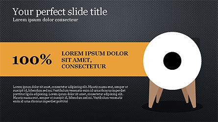 Online Marketing Presentation Template, Slide 11, 04285, Presentation Templates — PoweredTemplate.com