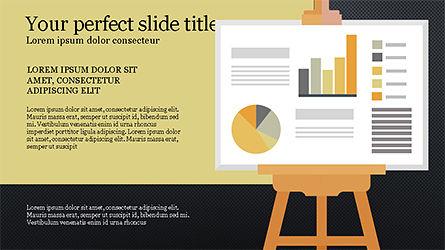 Online Marketing Presentation Template, Slide 13, 04285, Presentation Templates — PoweredTemplate.com