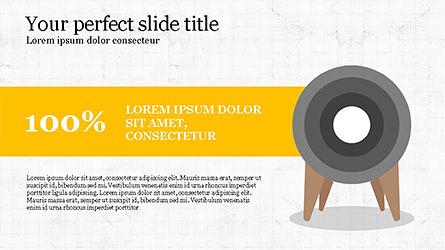 Online Marketing Presentation Template, Slide 3, 04285, Presentation Templates — PoweredTemplate.com