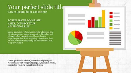 Online Marketing Presentation Template, Slide 5, 04285, Presentation Templates — PoweredTemplate.com