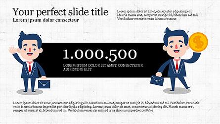 Online Marketing Presentation Template, Slide 6, 04285, Presentation Templates — PoweredTemplate.com