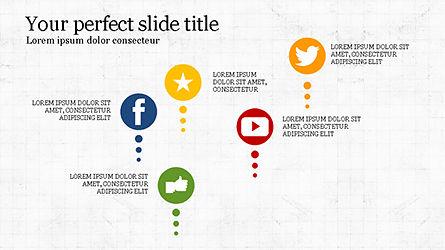 Online Marketing Presentation Template, Slide 8, 04285, Presentation Templates — PoweredTemplate.com