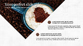 Presentation Templates: Coffee Presentation Template #04287