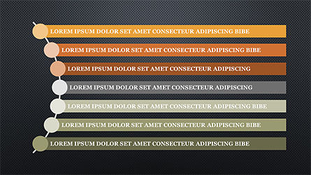 Agenda Options Template, Slide 14, 04289, Stage Diagrams — PoweredTemplate.com