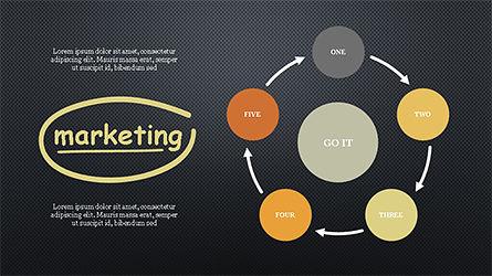 Plan Sketch Presentation Concept, Slide 10, 04290, Business Models — PoweredTemplate.com