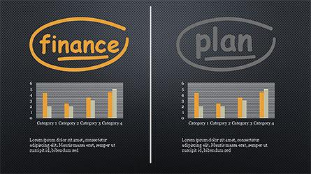 Plan Sketch Presentation Concept, Slide 12, 04290, Business Models — PoweredTemplate.com