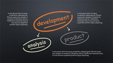 Plan Sketch Presentation Concept, Slide 13, 04290, Business Models — PoweredTemplate.com