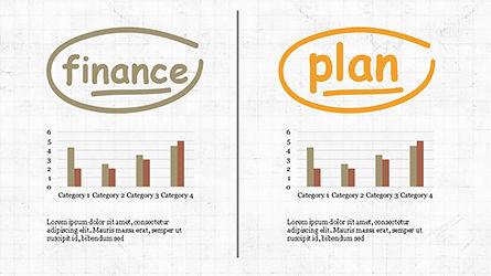 Plan Sketch Presentation Concept, Slide 4, 04290, Business Models — PoweredTemplate.com