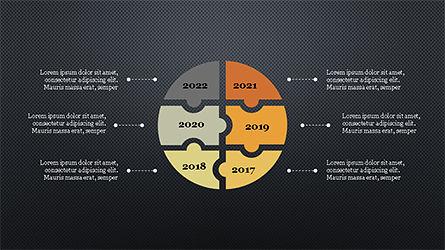 Colorful Marketing Presentation Template, Slide 15, 04291, Icons — PoweredTemplate.com