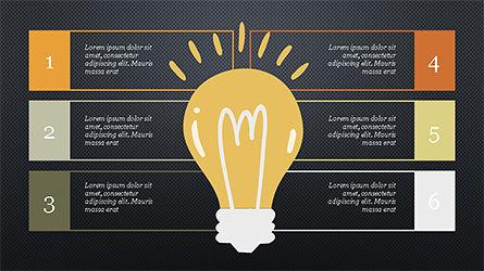 Colorful Illustrative Presentation Template, Slide 10, 04292, Presentation Templates — PoweredTemplate.com