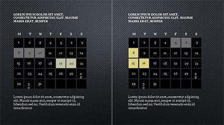 Countries Report Slide Deck, Slide 10, 04297, Infographics — PoweredTemplate.com