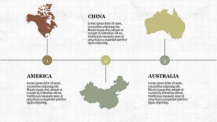 Countries Report Slide Deck, Slide 6, 04297, Infographics — PoweredTemplate.com