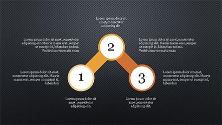 Options and Steps Slide Deck, Slide 10, 04298, Stage Diagrams — PoweredTemplate.com