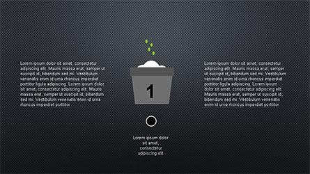 Plant Grow Presentation Template, Slide 10, 04299, Presentation Templates — PoweredTemplate.com