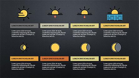 Weather Infographics, Slide 10, 04300, Infographics — PoweredTemplate.com