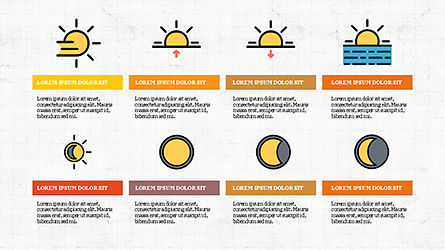 Weather Infographics, Slide 2, 04300, Infographics — PoweredTemplate.com
