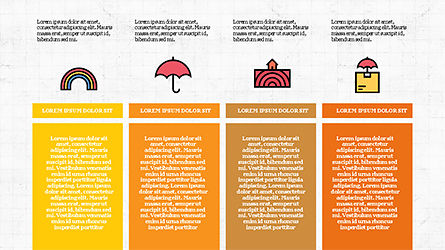 Weather Infographics, Slide 4, 04300, Infographics — PoweredTemplate.com