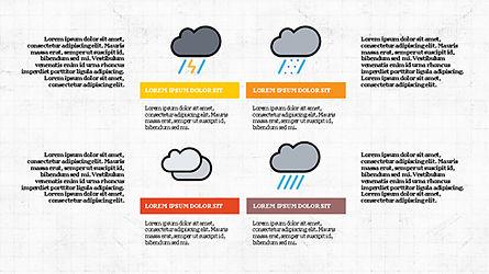 Weather Infographics, Slide 5, 04300, Infographics — PoweredTemplate.com