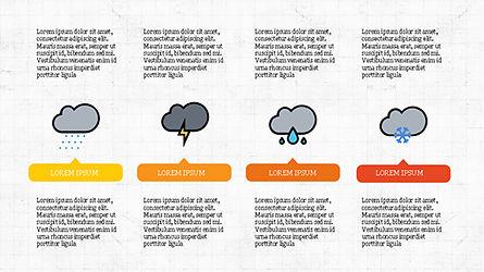 Weather Infographics, Slide 7, 04300, Infographics — PoweredTemplate.com