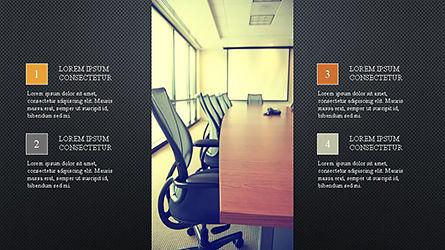 Brochure Presentation Template, Slide 10, 04302, Presentation Templates — PoweredTemplate.com