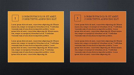 Brochure Presentation Template, Slide 11, 04302, Presentation Templates — PoweredTemplate.com